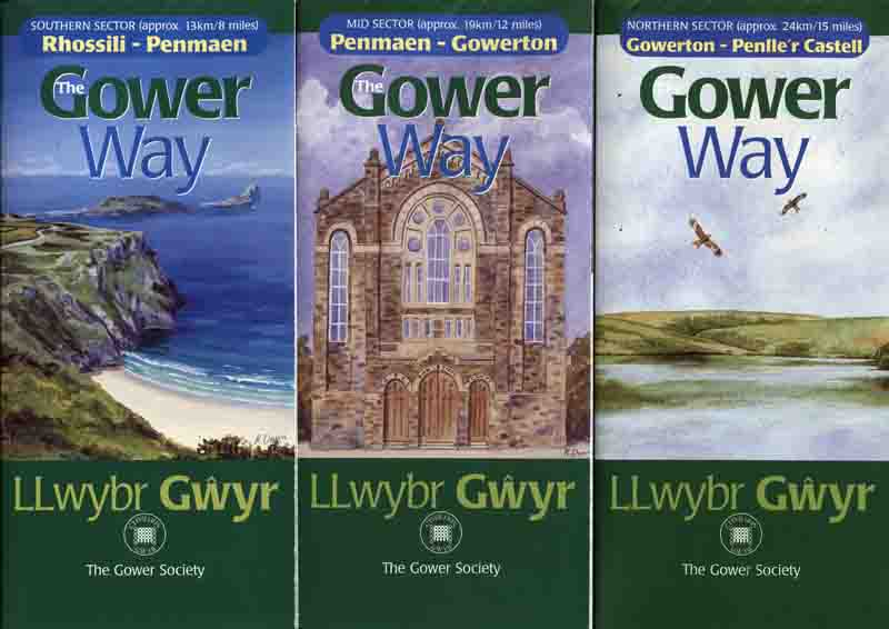 Gower way Leaflets