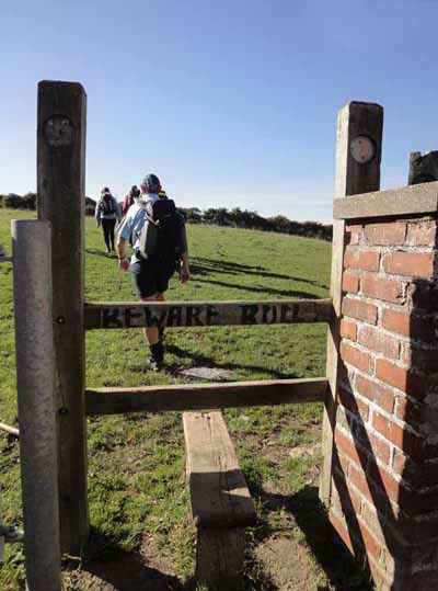 Photograph of Walking Route - Image 18