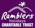 Ramblers Holiday charitable Trust logo