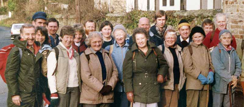 Group Photo at Margam