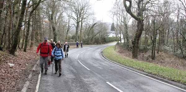 Photograph of Walking Route - Image 48