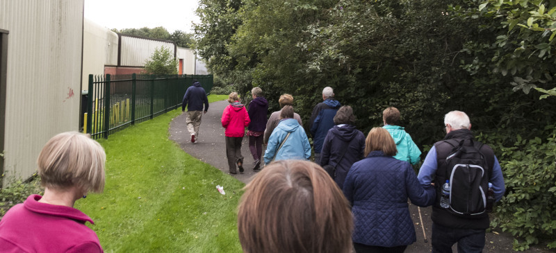 Photograph of Walking Route - Image 7