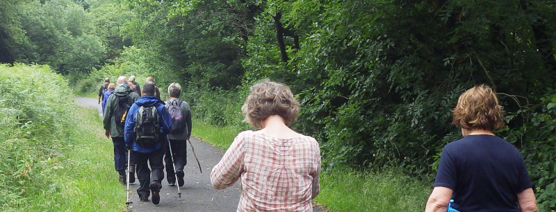 Photograph of Walking Route - Image 32