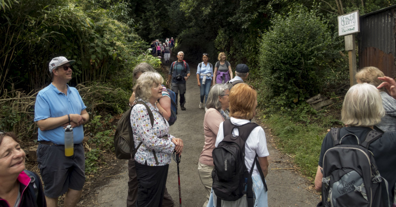 Photograph of Walking Route - Image 55